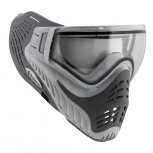 VForce Profiler Paintball Mask - Silver/Charcoal (Sable)