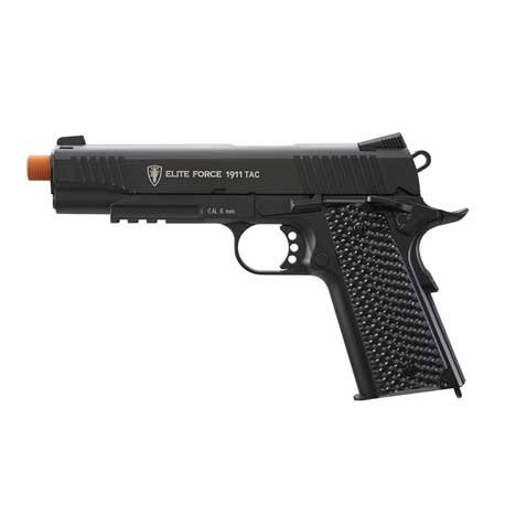 Elite Force 1911 Tactical Airsoft Gun Pistol Black