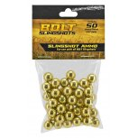 "50 Pack 3/8"" Brass Plated Slingshot Ammo"