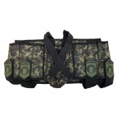 Petrol Tactical Camo Vest