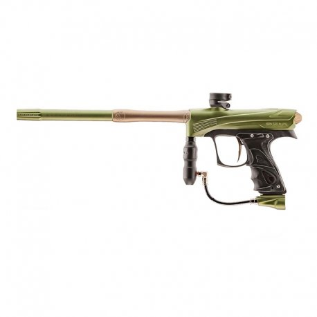 Rize CZR Paintball Gun - Red/Black