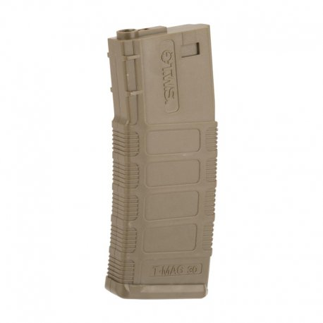 King Arms TWS M4/M16 140rd Magazine - DE