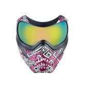 VForce Grill SE Paintball Mask - Street Magenta