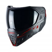 Empire EVS Paintball Mask - Black/Red