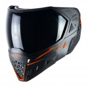 Empire EVS Paintball Mask - Black/Orange