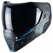 Empire EVS Paintball Mask - Black/Navy Blue