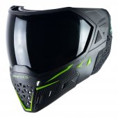 Empire EVS Paintball Mask - Black/Lime Green