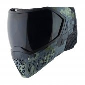 Empire EVS Paintball Mask - SE Hex Camo/Black