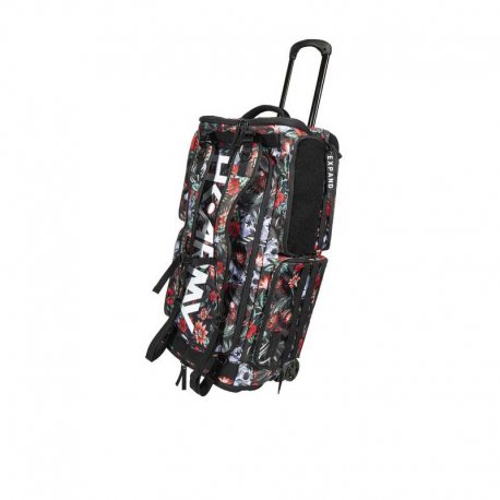 HK Army Expand 75L - Roller Gear Bag - Tropical Skull