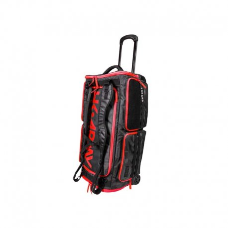 HK Army Expand 75L - Roller Gear Bag - Shroud Red
