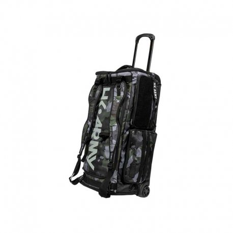 HK Army Expand 75L - Roller Gear Bag - Shroud Forest