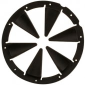 Exalt Rotor Feedgate Black