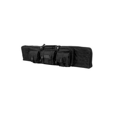 Double Gun Bag - 36 Inch Black
