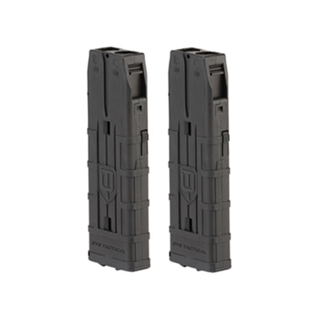 DYE DAM 20 Round Magazine 2 Pack Black
