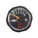 Ninja 25mm 6000psi Gauge - Black
