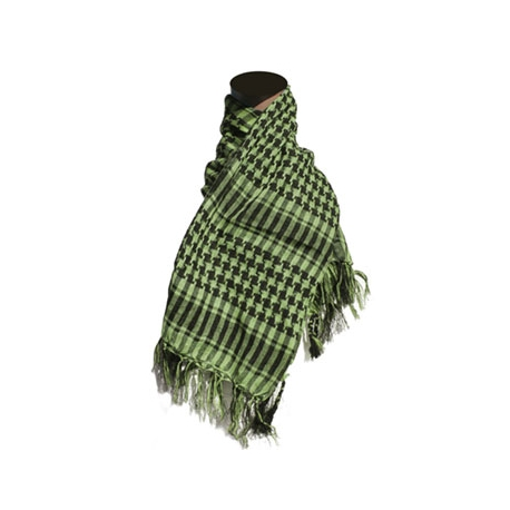 Shemagh - Checkered Olive