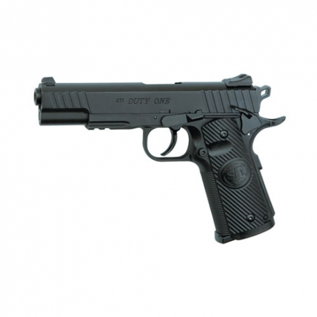 STI Duty One Airsoft Pistol CO2 Blowback Black