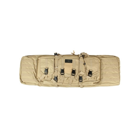 Gen-X Deluxe Tactical Gun Bag Tan