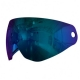 HK Army Mirror Cobalt Blue Paintball Lens