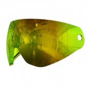 HK Army Mirror Aurora Green Paintball Lens