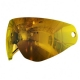HK Army Mirror Prestige Gold Paintball Lens