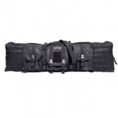 Gen-X Deluxe Tactical Gun Bag Black