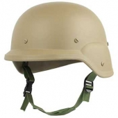 SWAT Helmet Tan - Minor Cosmetic Flaw