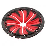 DYE Rotor Quick Feed Black/Red