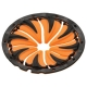 DYE Rotor Quick Feed Black/Orange