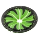 DYE Rotor Quick Feed Black/Lime