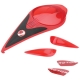 DYE Rotor Colour Kit Red