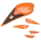 DYE Rotor Colour Kit Orange