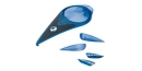 DYE Rotor Colour Kit Blue