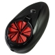 Exalt Rotor Fast Feed Red