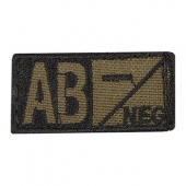 Condor Patch - Blood Type AB- OD