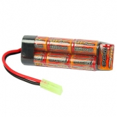 Ni-MH 8.4V 1500mAh Battery