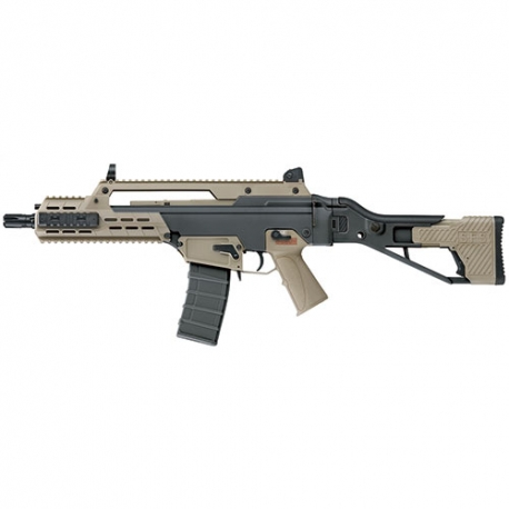 ICS G33 Compact Assault Two Tone AEG Airsoft Rifle