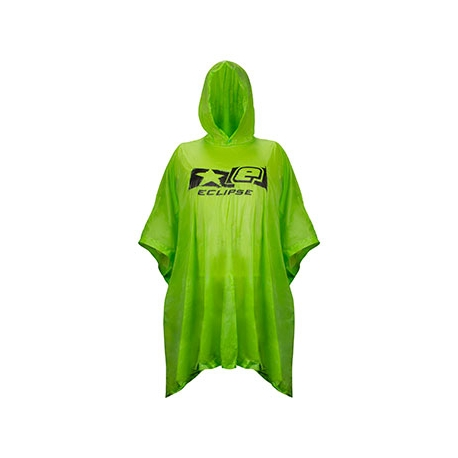 Planet Eclipse Rain Poncho