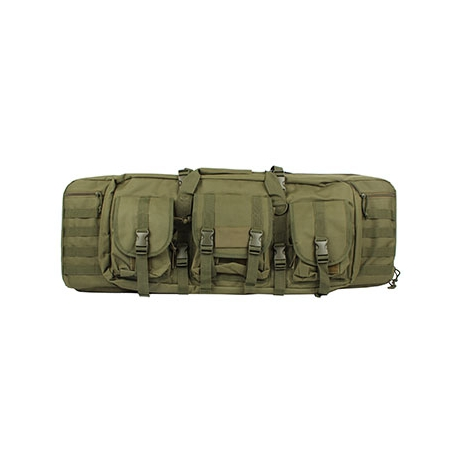 Double Gun Bag 36 Inch Green