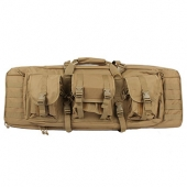 Double Gun Bag 36 Inch Tan