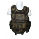 Gen-X Tactical Vest Digi Green