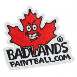 Patch - Badlands Logo Colour - 3 Inch
