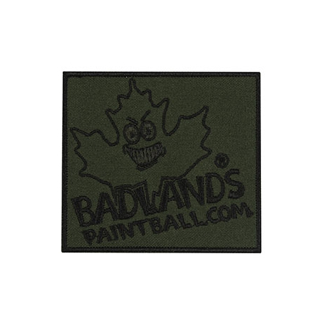 Patch - Badlands Logo Olive - 3 Inch