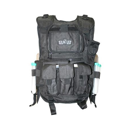 Gen-X Tactical Vest Black