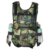 Gen-X Tactical Vest Woodland