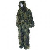 Ghillie Suit Woodland