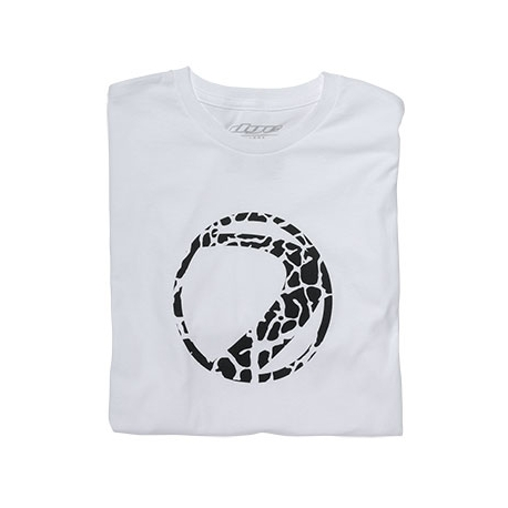 DYE T-Shirt Skinned White