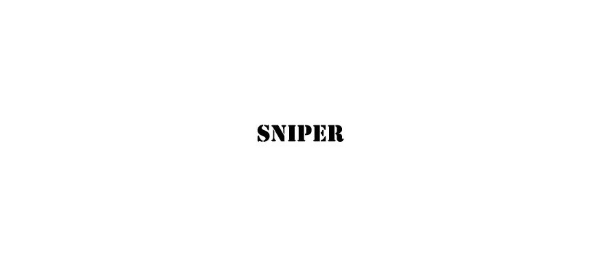 Empire Sniper Paintball Gun