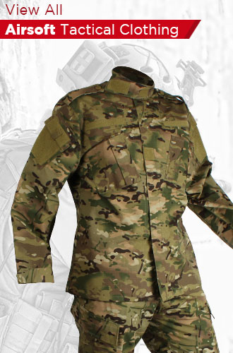 Airsoft Tactical Clothing
