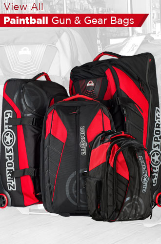 Paintball Gun and Gear Bags